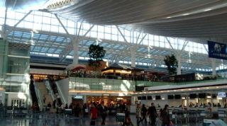 羽田空港国際線ターミナル9